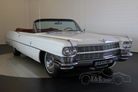 Cadillac DeVille Convertible 1964 for sale