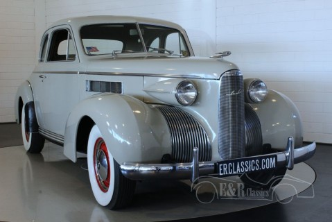 Cadillac La Salle Business Coupe 1939 for sale