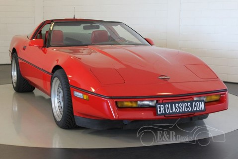 Chevrolet Corvette ZR-1 C4 Targa 1990 for sale