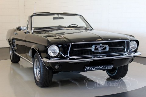 Ford Mustang Cabriolet 1967 for sale