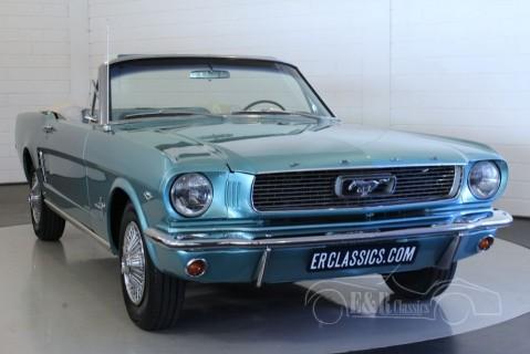 Ford Mustang Cabriolet V8 1966 for sale