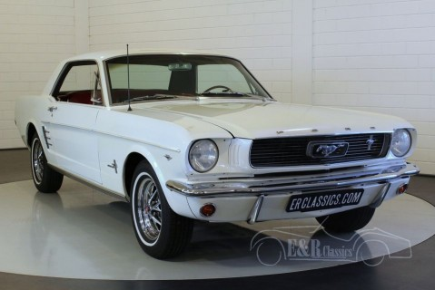 Ford Mustang coupe V8 1965 for sale