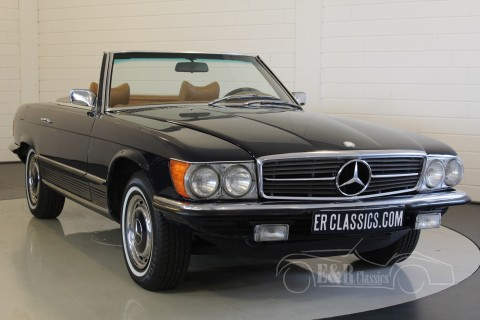 Mercedes-Benz 280SL Cabriolet 1974  for sale