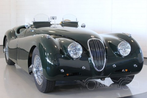 Jaguar XK120 Roadster 1952 for sale