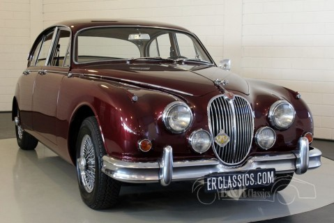 Jaguar MK2 Saloon 1963  for sale