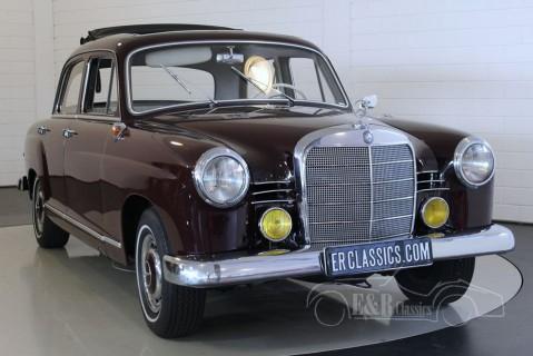 Mercedes-Benz 190 Ponton 1961  for sale