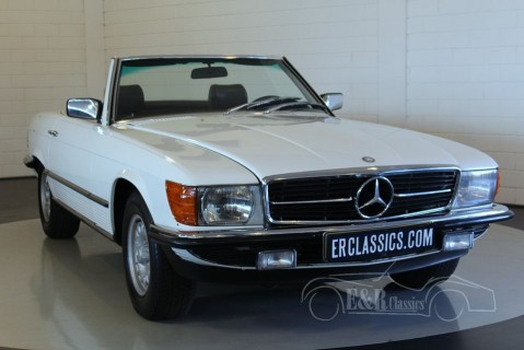 Mercedes-Benz 280 SL 1981 for sale