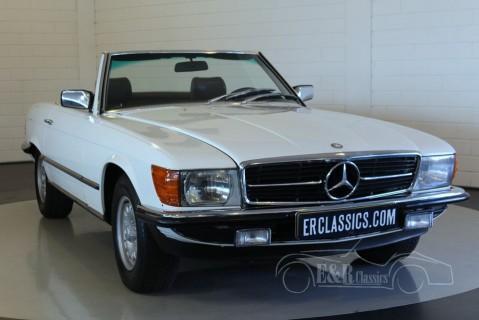 Mercedes-Benz 280 SL 1981 for sale