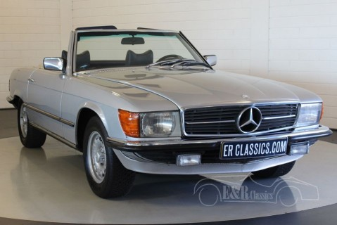 Mercedes-Benz 280 SL 1978 Cabriolet for sale