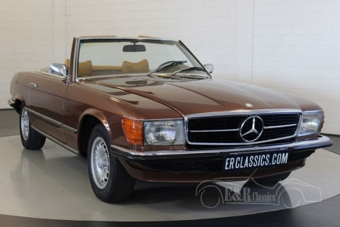 Mercedes-Benz 350 SL  for sale