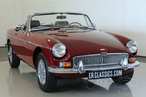 MG MGB Convertible 1976 for sale