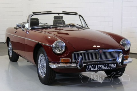 MGB Cabriolet 1972 for sale