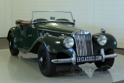 MG TF 1500 Roadster 1954 for sale