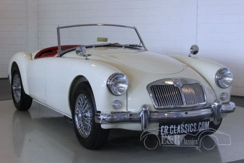 MGA 1500 cabriolet 1958 for sale