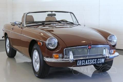 MGB Cabriolet 1980  for sale