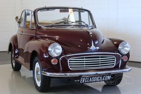 Morris Minor Tourer 1000 Cabriolet 1958 for sale