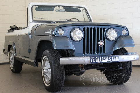 Jeep Jeepster Cabriolet 1967 for sale