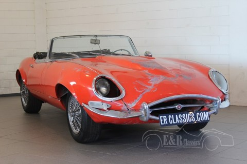 Jaguar E-Type Series 1 Roadster 1962 for sale