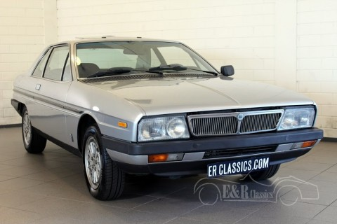 Lancia Gamma 2500IE Coupe 1982 for sale