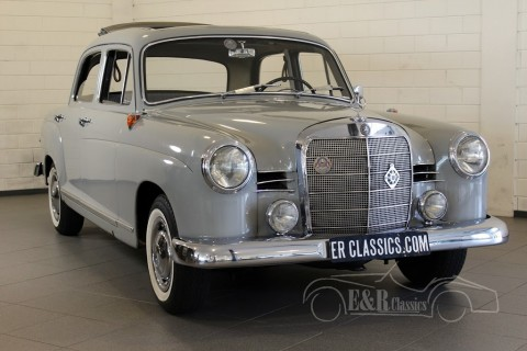 Mercedes Benz 180 C Ponton 1962 for sale
