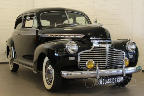 Chevrolet Special Deluxe Coupe 1941 for sale