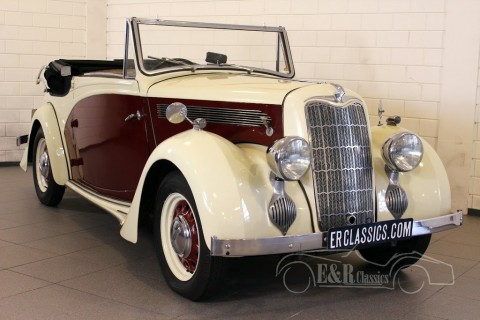 Singer 12 Drophead Coupe 1937 for sale
