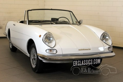 Autobianchi Stellina Cabriolet 1963 for sale