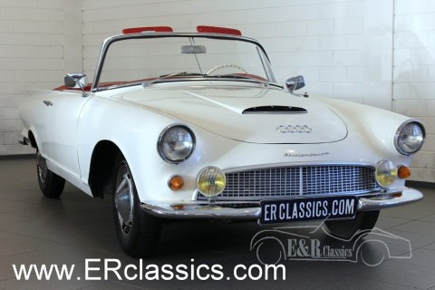 Audi Auto-Union 1000SP 1965 for sale