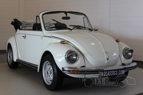 Volkswagen Beetle Cabriolet 1973 for sale