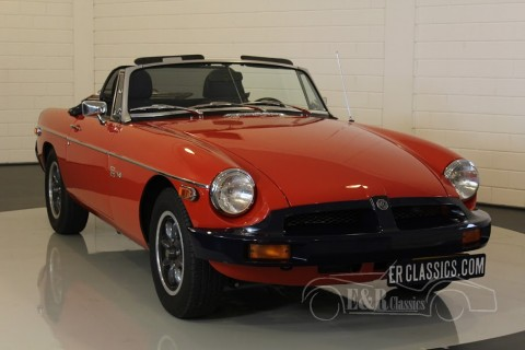 MG MGB Cabriolet 1977 for sale