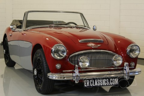 Austin Healey 3000 MKII A 1963 for sale