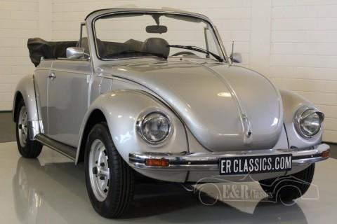 Volkswagen Beetle Cabriolet 1975 for sale