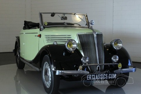 Renault Primaquatre Spider 1937 for sale