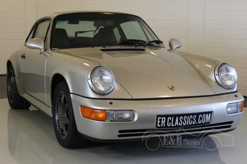 Porsche 964 Carrera 4 Coupe 1989 for sale