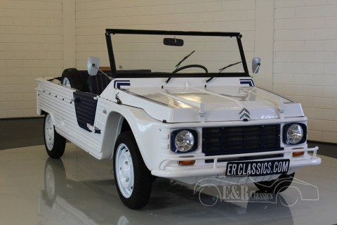 Citroen Mehari Cabriolet 1985 for sale