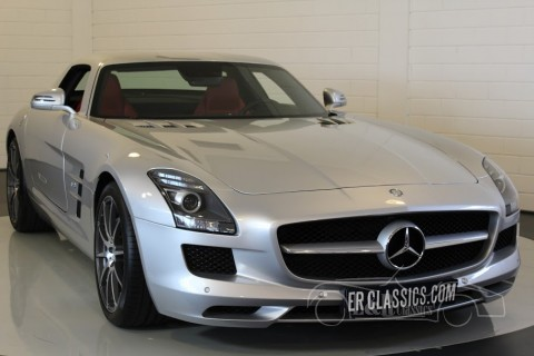 Mercedes Benz SLS AMG Coupe 2009 for sale