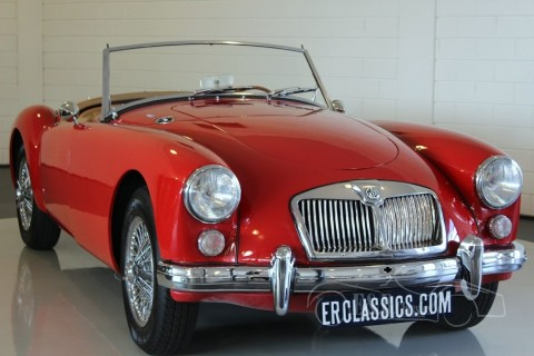 MG MGA MKII Cabriolet 1962 for sale