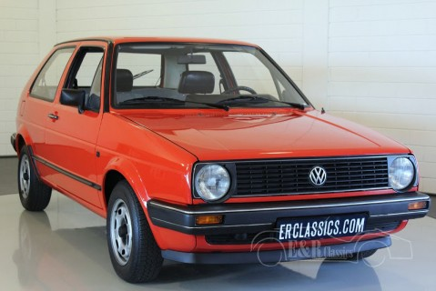 Volkswagen Golf II Hatchback 1984 for sale