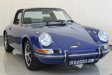 Porsche 911 T Targa 1969 for sale