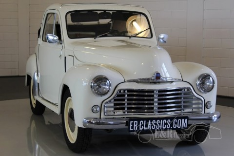 Simca Six Coupe 1949 for sale