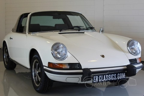 Porsche 911 T Targa 1972 for sale