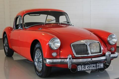 MG MGA Coupe 1958 for sale