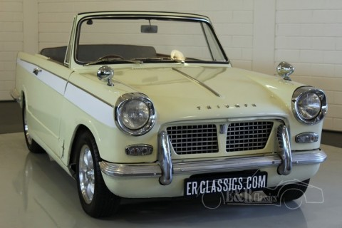 Triumph Herald 1200 Cabriolet 1968 for sale