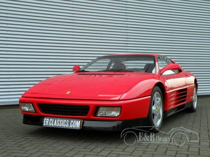 Ferrari 348 TB Coupe 1991 for sale