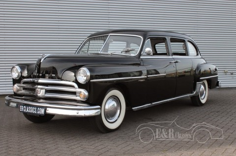 Dodge Coronet Limousine 1950 for sale