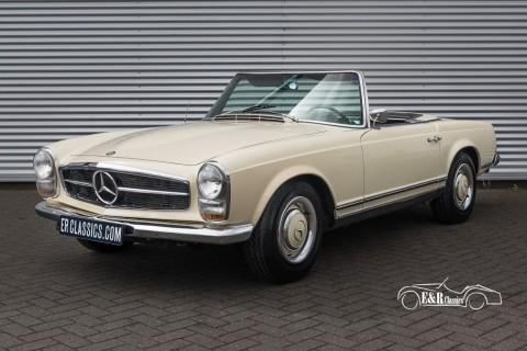 Mercedes Benz 230SL Cabriolet 1966 for sale