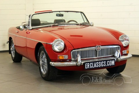 MG MGB Cabriolet 1967 for sale