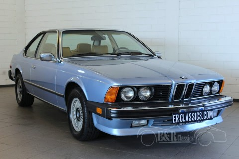 BMW 630 CSI Coupe 1977 for sale