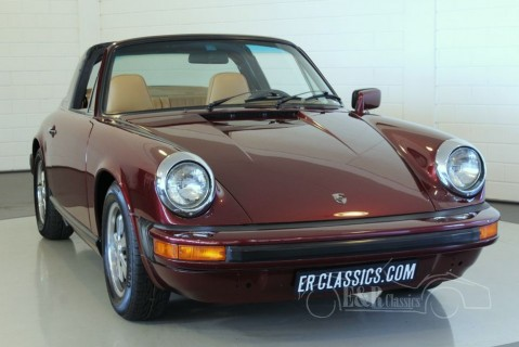 Porsche 911 S Targa Smallbody 1975 for sale