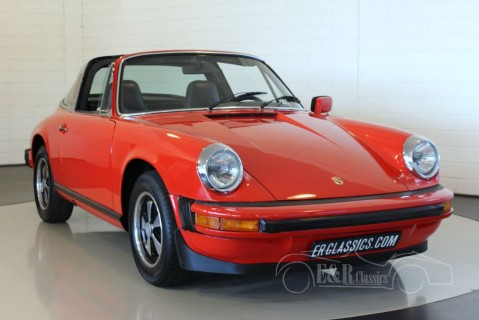 Porsche 911 S Targa small body 1976 for sale